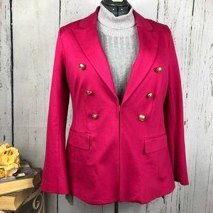 LANE BRYANT Blazers pink Sz 14